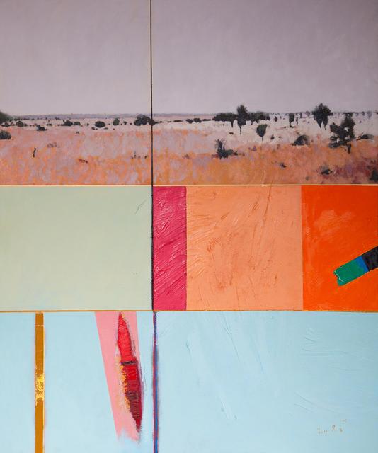 , 'Satara 8,' 2015, Christopher Moller Gallery