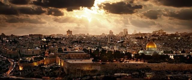 David Drebin, 'Jerusalem ', Atlas Gallery