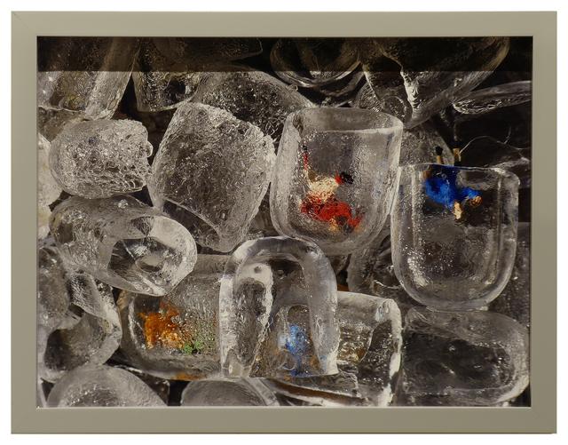 , 'Seracs,' 2016, Anglim Gilbert Gallery