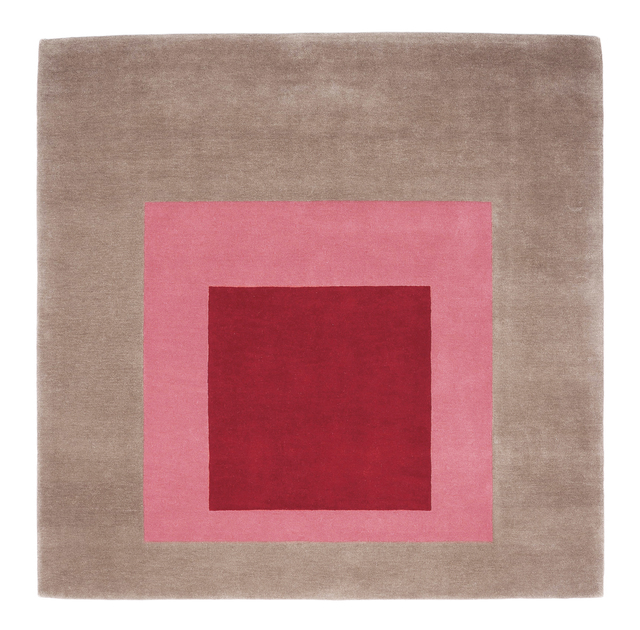 Josef Albers, 'Homage to the Square: Equivocal (Rug) ', 2018, Artware Editions