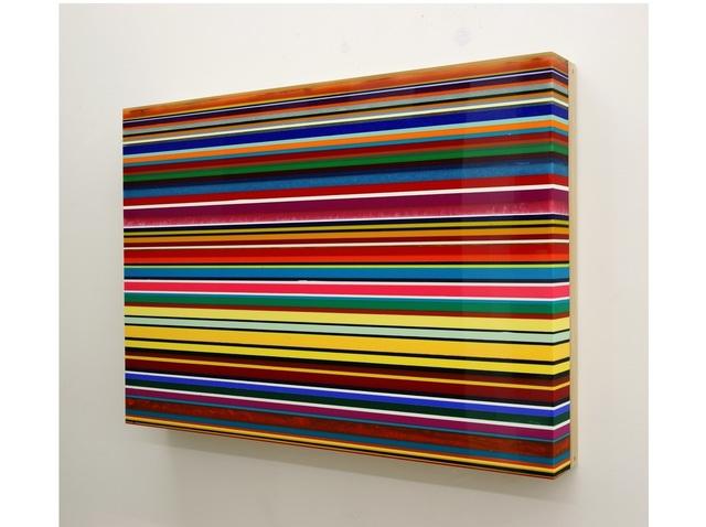 , '76 farben,' 2012, SPONDER GALLERY
