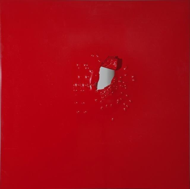 , 'Shot Through 1,' 2013, Salomon Contemporary
