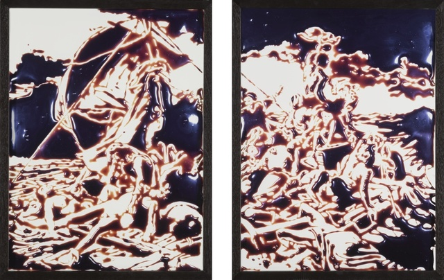 Vik Muniz, 'Raft of the Medusa (after Géricault, from Pictures of Chocolate)', 1999, Sotheby's