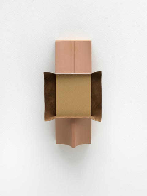 , 'Small of Back, Velvet Lay Fold,' 2018, i8 Gallery