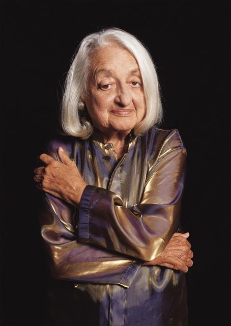 , 'Betty Friedan,' 2001, Cross Mackenzie Gallery
