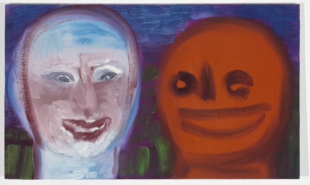 , '2 x lachen,' 2012, Galerie Jocelyn Wolff