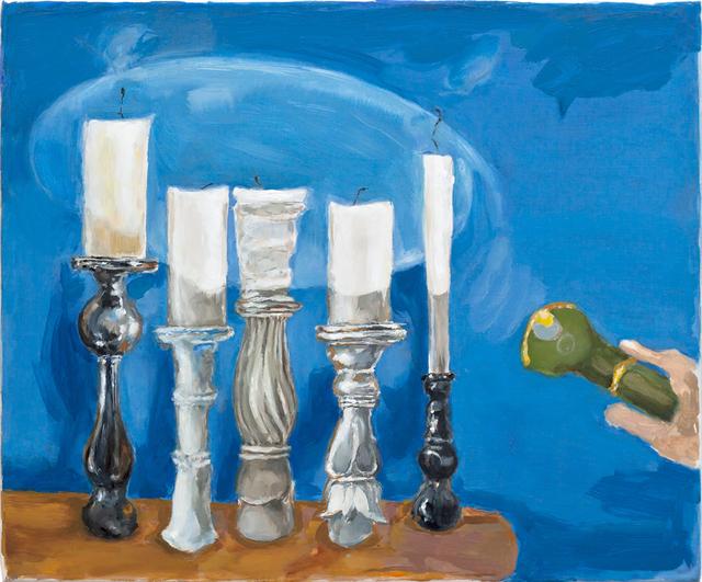, 'Lux Wax,' 2011, Anna Zorina Gallery