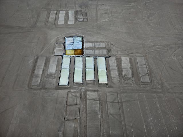 Edward Burtynsky, 'Salt Pan #10, Little Rann of Kutch, Gujarat, India', 2016, Howard Greenberg Gallery