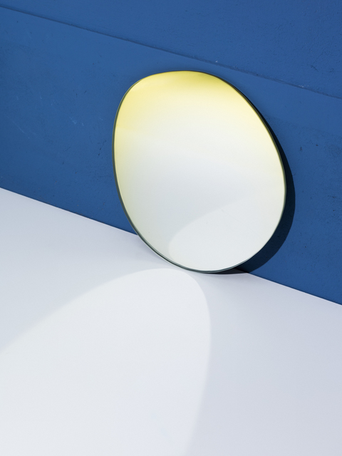 Sabine Marcelis & Brit van Nerven, 'Off Round Hue Mirror #1', 2016, Etage Projects