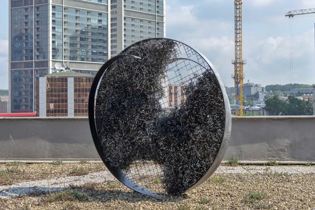 , 'Cosmopolitan,' 2018, Elgiz Museum