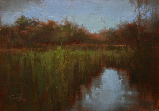 , 'High Grass View ,' 2016, Bowersock Gallery