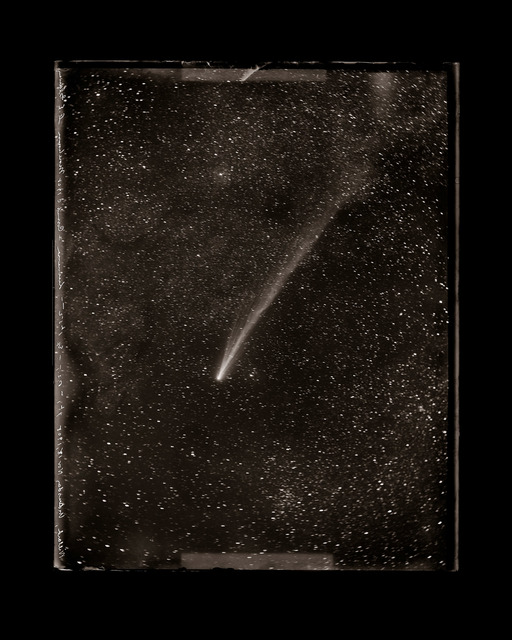 , 'Comet Morehouse, November 18, 1908,' Printed 2018, Haines Gallery