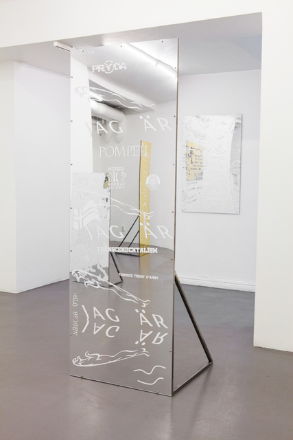 , 'Oslo Pompeji (Pryda),' 2014, Belenius/Nordenhake
