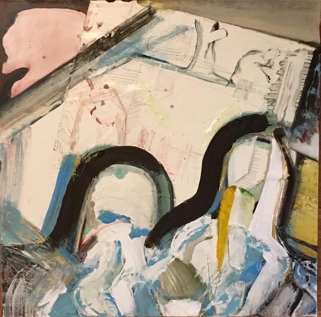 , 'Memories of Unfinished Melody III,' 2018, Denise Bibro Fine Art