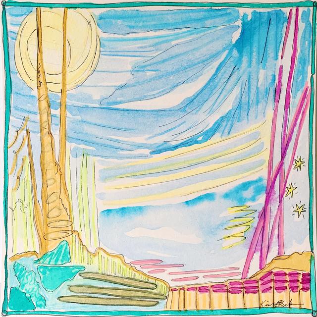 Kiah Bellows, 'Abstract Landscape Series: 3', Miller Gallery Charleston