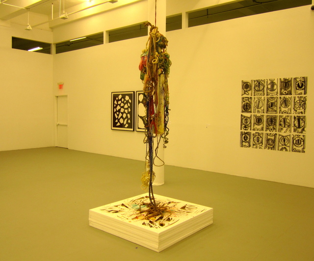 Jon Tsoi, 'Father of Blindfold Art Medicine #749', 2012, Mana Contemporary