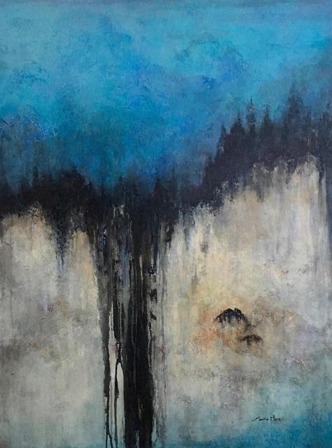 Martha Moore, 'TURQUOISE RIDGE', 2019, ARTE funktional