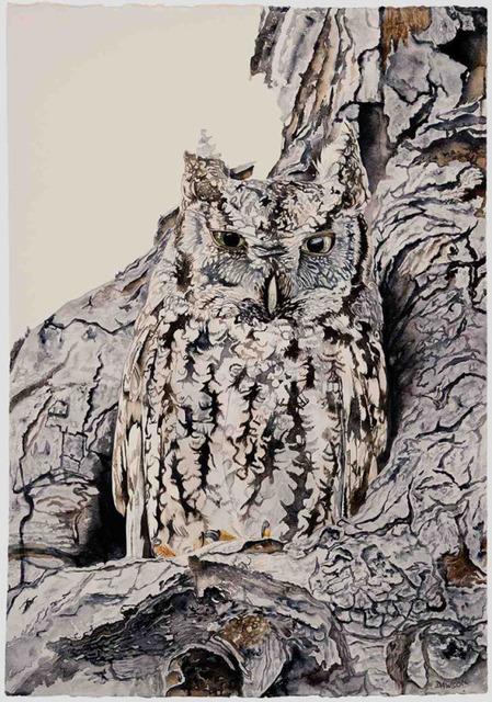 , 'Screech Owl II,' 2018, Wally Workman Gallery