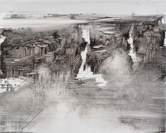, 'Shifting Ground #6,' 2017, POCKET FINE ARTS