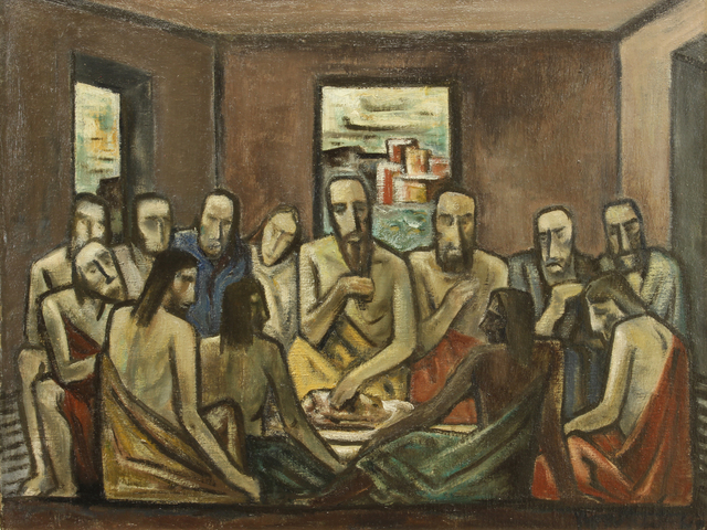 , 'Last Supper,' 1948, Addison Rowe Gallery