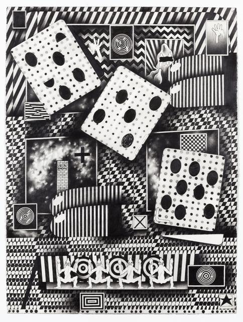 , 'Weird Dice,' 2012, FMLY