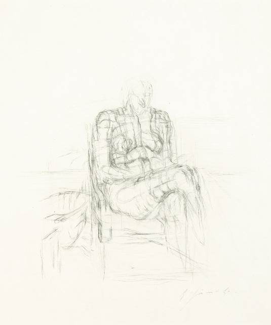 , 'Nude,' 1962, Galerie Bei Der Albertina Zetter