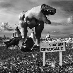 , 'Dino Crop,' , Modernist Frontier
