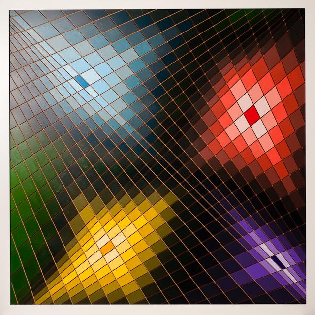 , 'Supernovas,' 2014, Art Center Horus