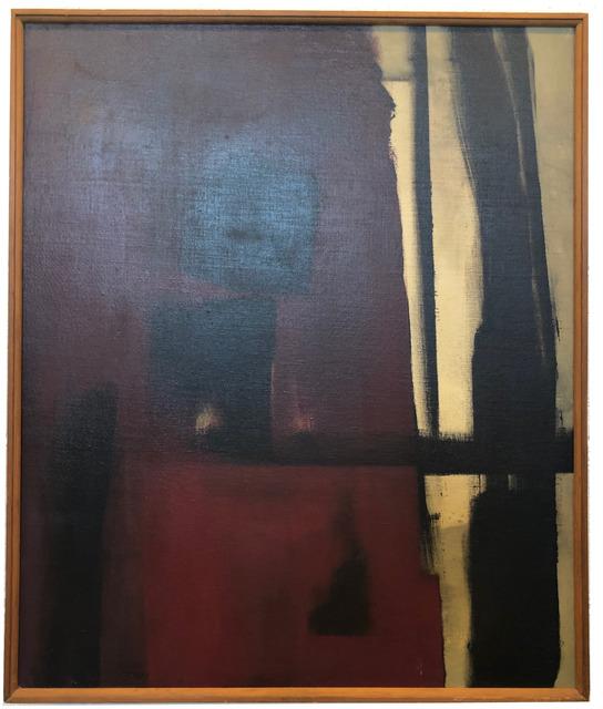 Theodoros Stamos, 'Orient Winter', 1952, Geoffrey Diner Gallery