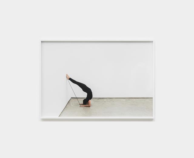 ", 'Untitled (escorpião) - series ""Line Pieces"",' 2018, Galeria Raquel Arnaud"