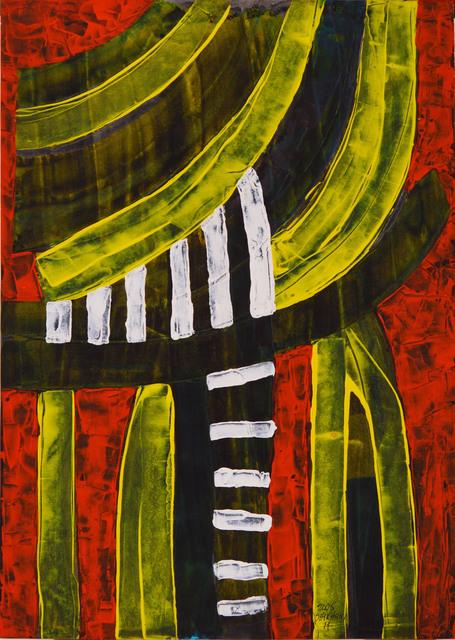 , 'Untitled (M - Maputo series),' 2005, Perve Galeria