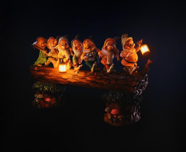 , 'The Seven Dwarfs,' 2016, Galerie de Bellefeuille