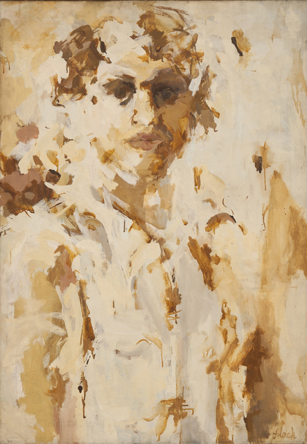 Audrey flack abundant artwork studies composition
