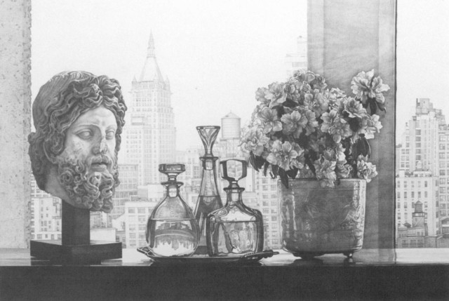 , 'New York City Still Life (Grey),' 1993, Marlborough Gallery