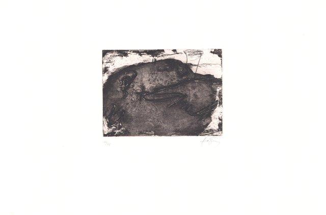 Antoni Tàpies, 'Figura Paisatge', 1990-2000, ARTEDIO
