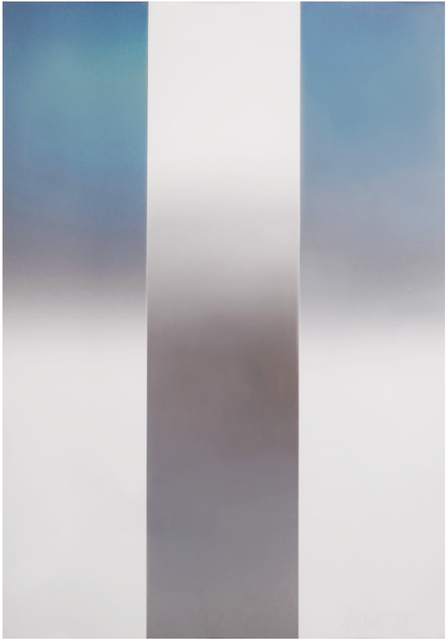 , 'Untitled (Vapor Drawing),' 1979, Peter Blake Gallery