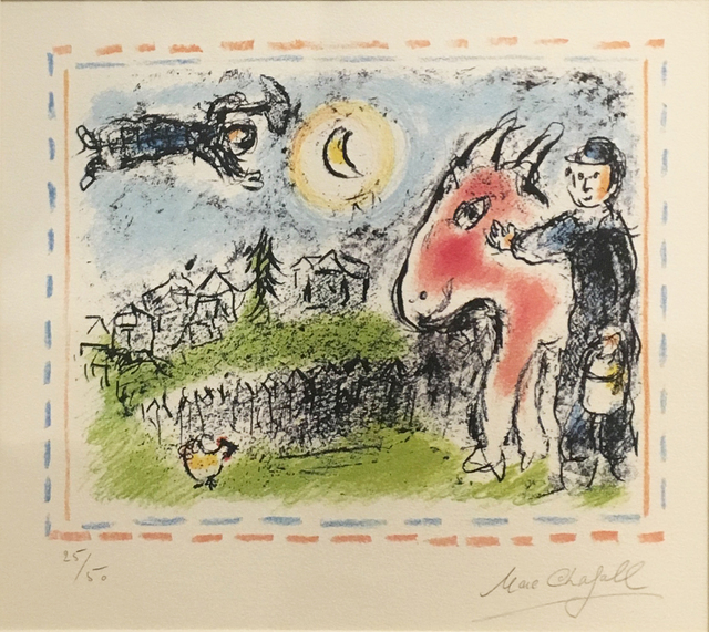 , 'Village with a Red Horse,' , Galerie d'Orsay