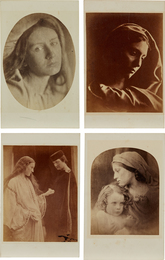 Julia Margaret Cameron, 'Selected Cartes de Visite,' 1864-1868, Phillips: The Odyssey of Collecting