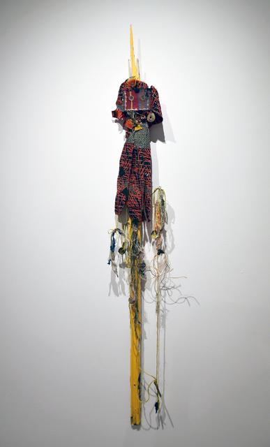 , 'Ancestor Pole,' 2018, Carter Burden Gallery