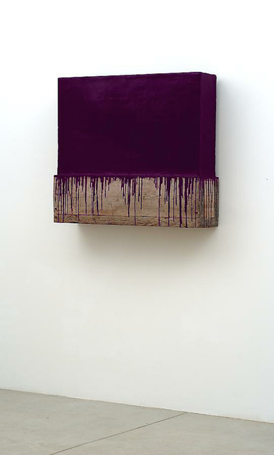 , 'Dripbox-Dioxazine Violet,' 2006, PDX CONTEMPORARY ART