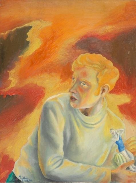 Yuri Rodkin, 'Ritratto', 1994, Aste Boetto