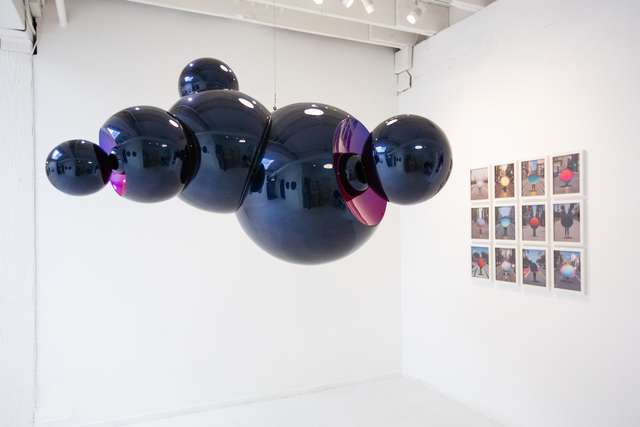 , 'Black Cloud,' 2018, Mirus Gallery
