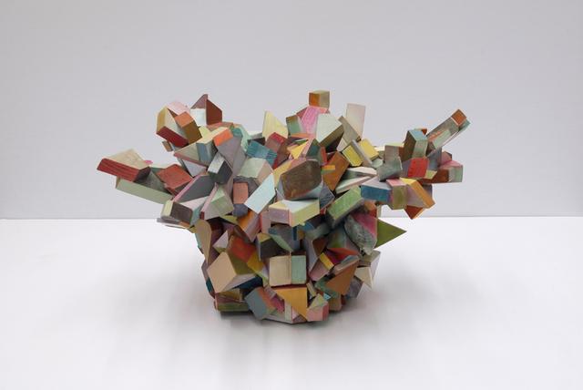 , 'Rompe (olas - cabezas - corazones),' 2016, Pilar Serra
