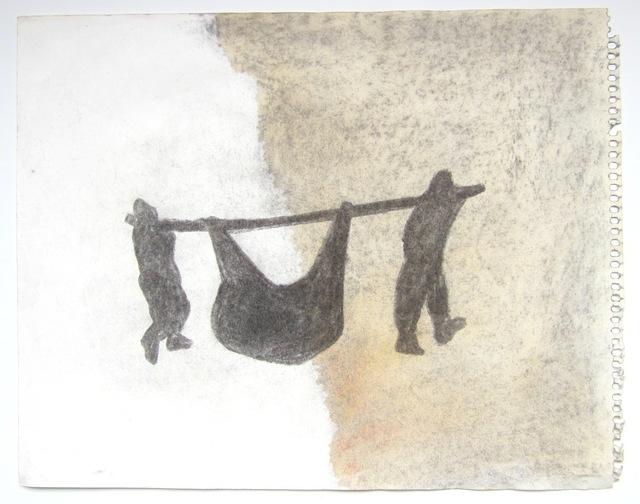 , 'Cargueros (I),' 2009, Casas Riegner