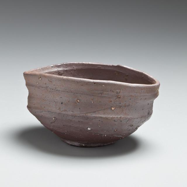 """, '""""Bizen"""" Teabowl,' 2010, LACOSTE / KEANE GALLERY"""