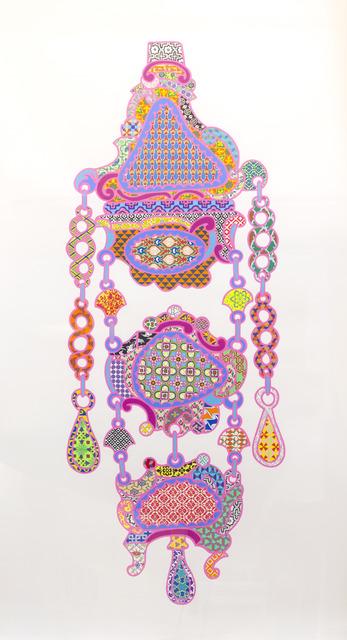 , 'Sem título [Untitled],' 2013, Zipper Galeria