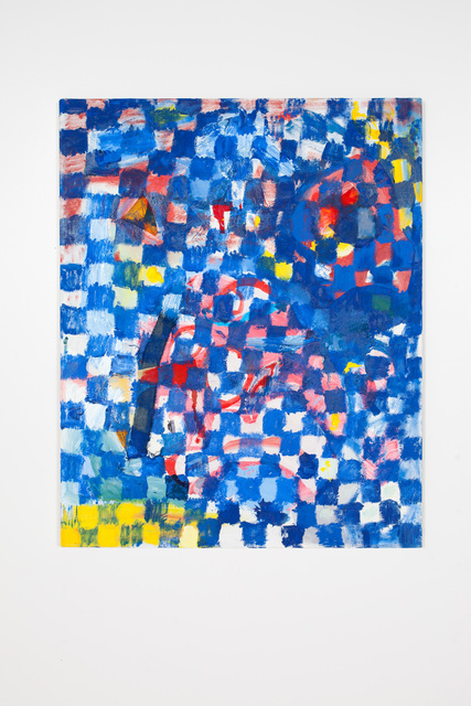 , 'Untitled (Blue),' 2016, Reyes Projects