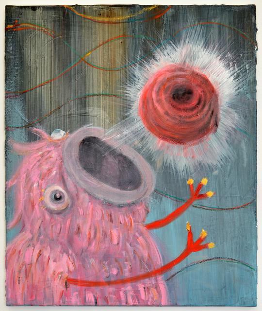 , 'Don't Believe a Hype,' 2016, Marie Kirkegaard Gallery