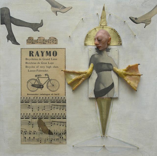 , 'Canto de sirena,' 2015, Blanca Soto Arte