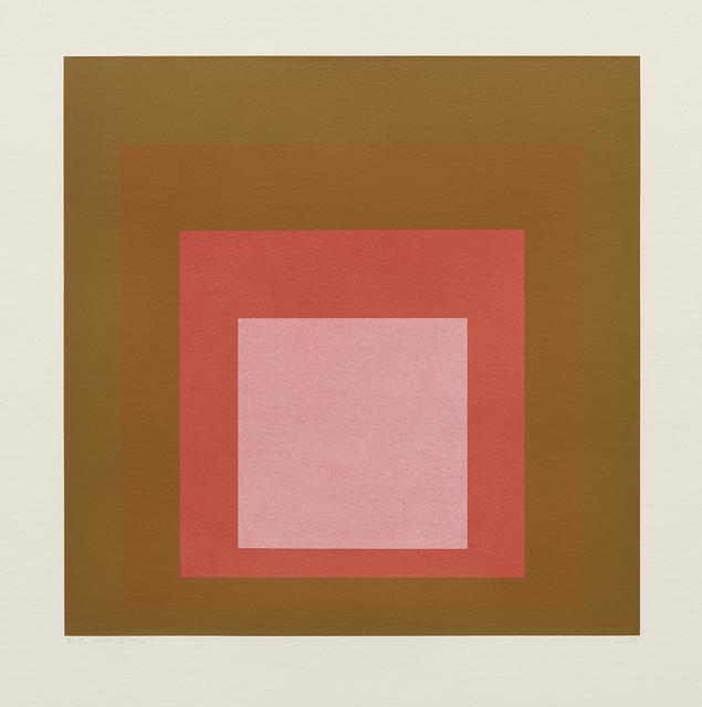 Josef Albers, 'I-S LXXI b', 1971, Phillips